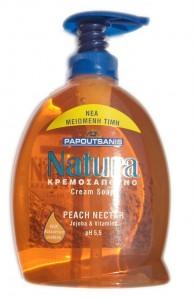 Pump 300ml Peach Nectar