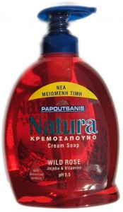 Pump 300ml Wild Rose