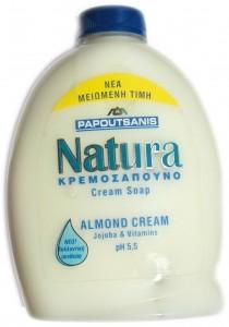 Refill 300ml Almond Cream
