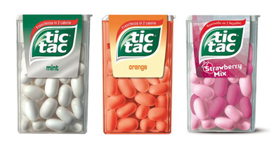Tic-Tac-assortment