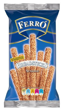 BREADSTICKS SESAME 110G