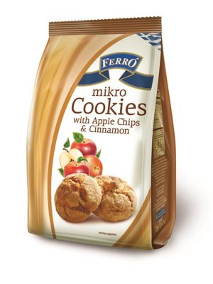 MIKRO COOKIES APPLE